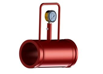 Tubo medición de presión